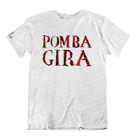 Camiseta Pomba-Gira