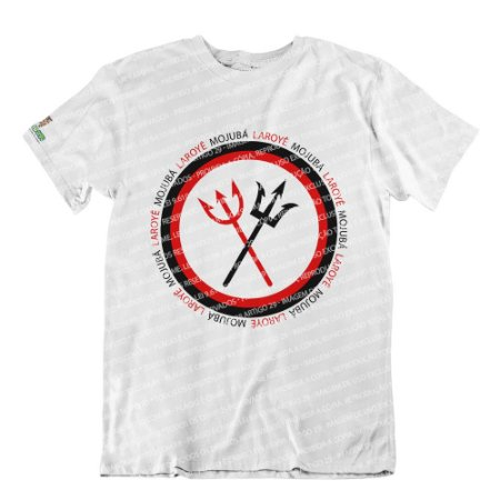 Camiseta Exu & Pomba-Gira