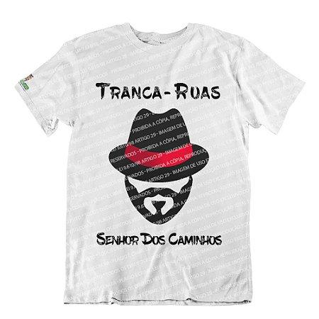 Camiseta Tranca-Ruas Senhor dos Caminhos