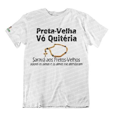Camiseta Vó Quitéria