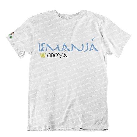 Camiseta Rainha Iemanjá