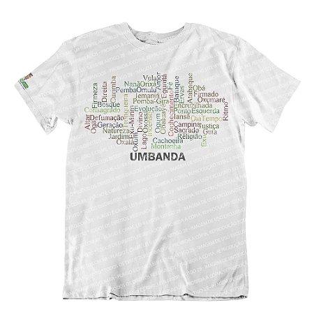 Camiseta Universo Umbanda