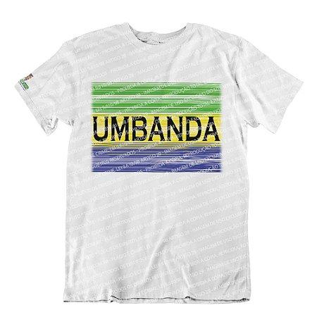 Camiseta Umbanda em Cores