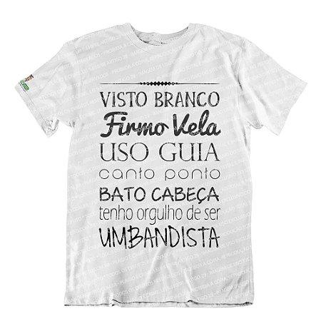 Camiseta Visto Branco