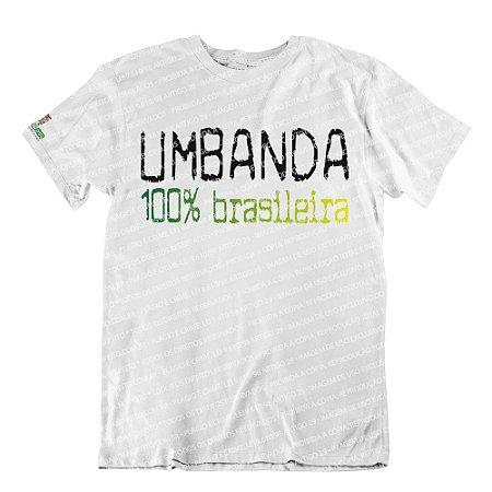 Camiseta Religião Brasileira
