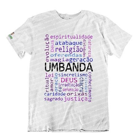 Camiseta Querida Umbanda