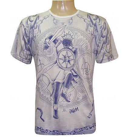 Camiseta Ogum Viscose - TAM P