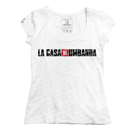 Baby Look La Casa de Umbanda