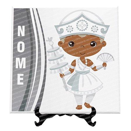 Azulejo Oxalá Criança - Personalize com o nome!
