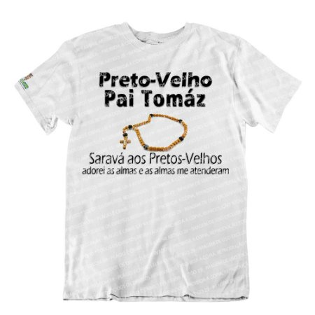 Camiseta Pai Tomáz