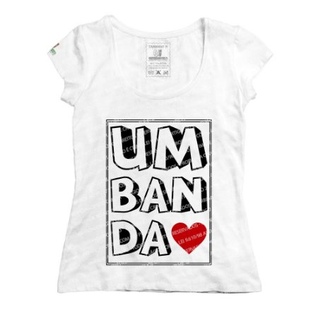 Baby Look Minha Umbanda