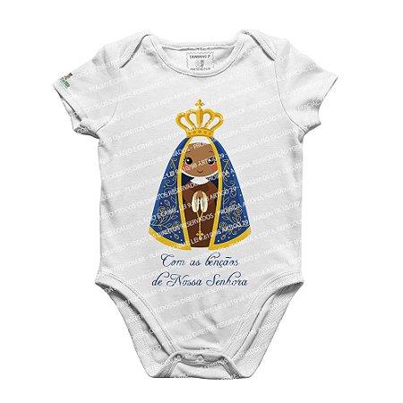 Body com as Bênçãos de Nossa Senhora