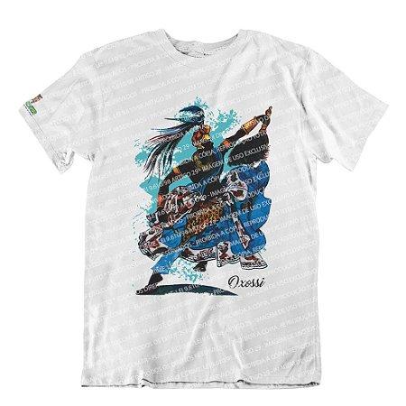 Camiseta Azul Oxossi