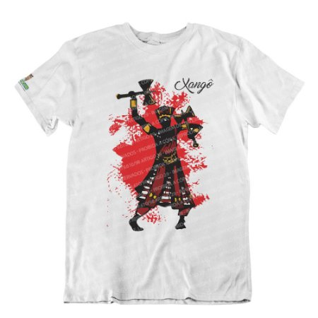 Camiseta Xangô