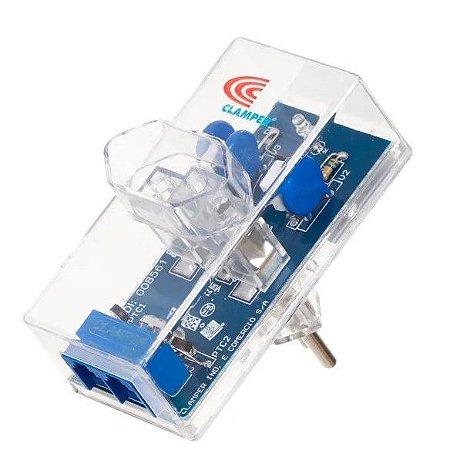 Protetor Surtos Raios Dps Energia+Telefone Clamper Bivolt