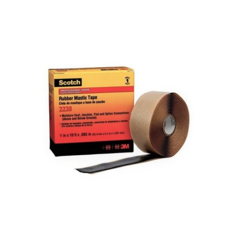 Fita Mastic de Borracha Scotch 2228 3M - 25MM X 3M