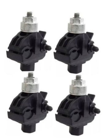 kit 20 peças CDP 70 Conector Derivação Piercing Perfurante - Intelli