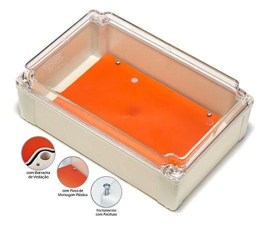 Caixa para Medidor Bifásico e Trifásico ou Multiuso em PVC