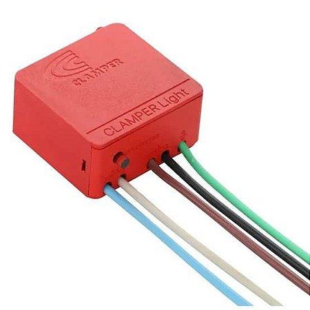 DPS Clamper Light Proteção de Surto e Raio para Luminárias LED