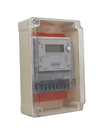Kit Caixa e Medidor Trifásico Vector 3 PA - Bivolt