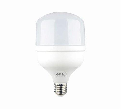 Lâmpada Alta Potência Bulbo  LED T100 40W - Luz Branca