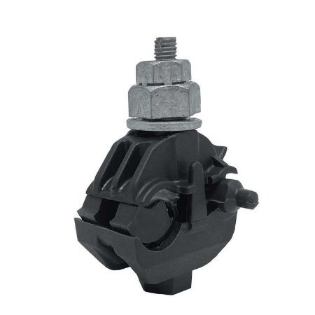 Kit 50 Conector Derivação Perfurante Isolado 10x70 -1,5x10 Piercing - Incesa