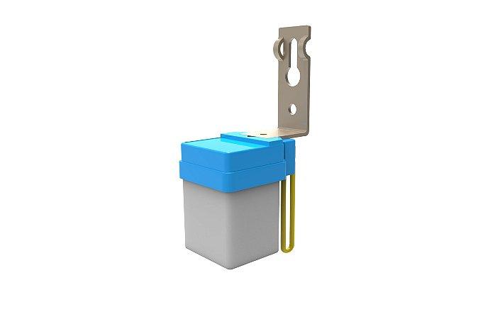 Mini Rele Fotocontrolador Eletrônico Com Base -  Bivolt