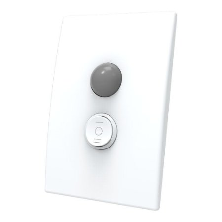 Sensor de Presença Com Interruptor Infravermelho