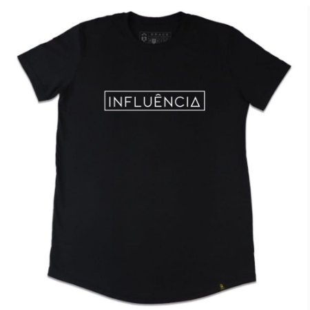 Camiseta Influência