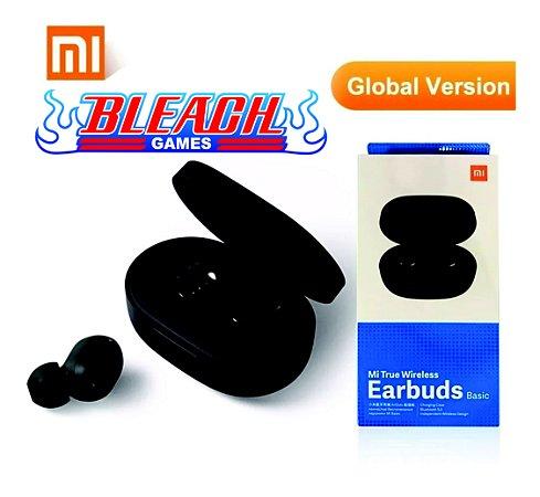 Fone de Ouvido Xiaomi Mi True Earbuds Basic Bluetooth Preto