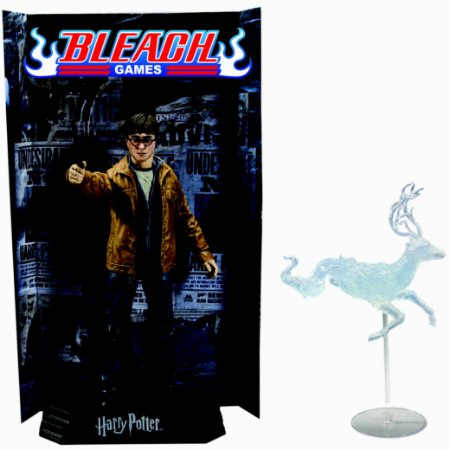 Boneco mcfarlane wizarding world Harry Potter