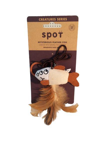 Brinquedos para gatos com Catnip - linha Spot