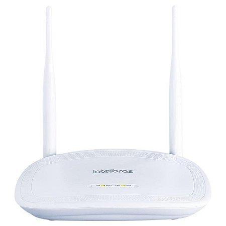 Roteador Wireless Iwr 3000n, 300 Mbps, 2 Antenas Intelbrás