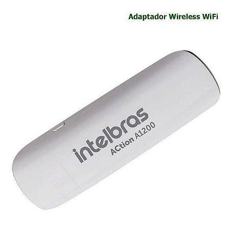 Adaptador Wireless Usb Intelbras Action A1200