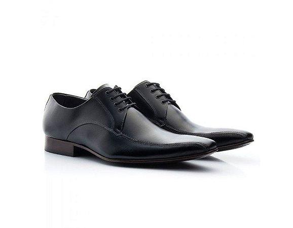 Sapato Social Masculino Bigioni Couro Preto 300