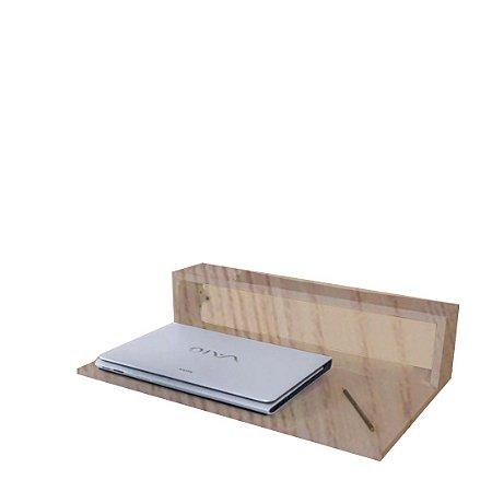 Mesa Suspensa Notebook Trovarelli Madeirado