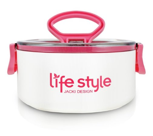 Pote Marmita 800ML Jacki Design Lifestyle Pink