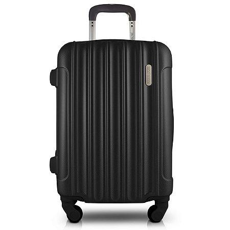 Mala de Viagem Trip ABS Jacki Design Viagem Preto