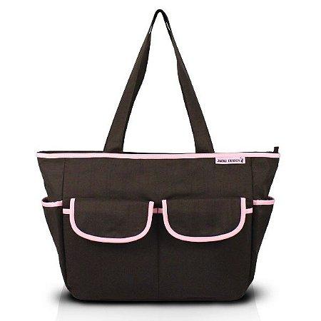 Bolsa de Bebê Lisa Poliéster Jacki Design Mama & Me