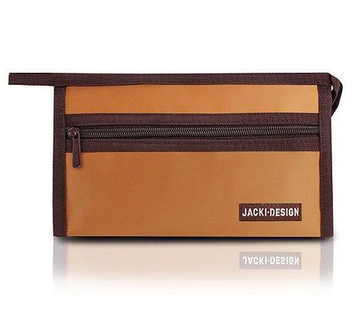 Necessaire Envelope Tam. P Lisa Microfibra Jacki Design Essencial lll