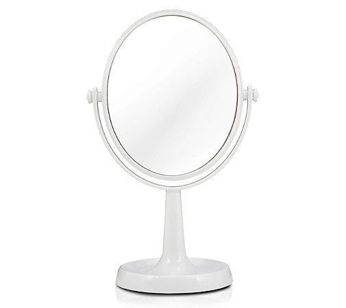 Espelho de Bancada Dupla Face PP (Polipropileno) Jacki Design Espelho