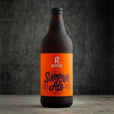 Roter Summer Ale (600ml) - Caixa com 6 Garrafas