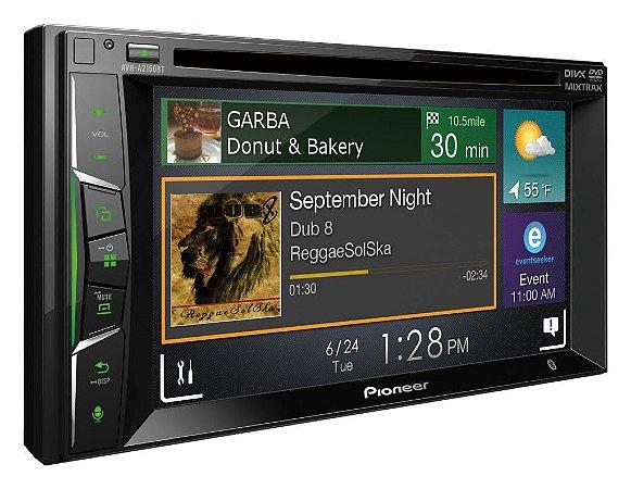 DVD Player Pioneer AVH-2150TV - Bluetooth - USB - 7 Polegadas