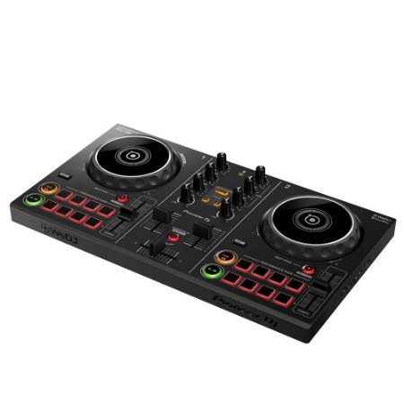 Controlador Pioneer DJ DDJ 200