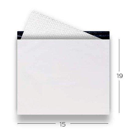 Envelope de Segurança com Plástico Bolha 15x19