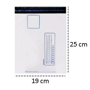 Envelope de Segurança Impresso para Correios 19x25