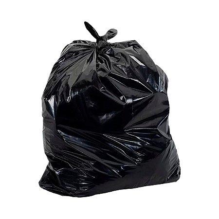 Saco de Lixo Super Reforçado 60 Litros-100 Unidades