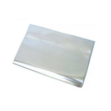 Saco Plástico de Polietileno – PEBD – 15×30 0,060 mm - 1000 Unidades
