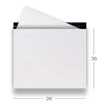 Envelope de Segurança com Plastico Bolha 26x36