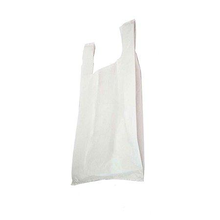 Sacola Alça Camiseta Branca